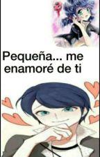 Pequeña...Me Enamore De  TI by Valen_wings