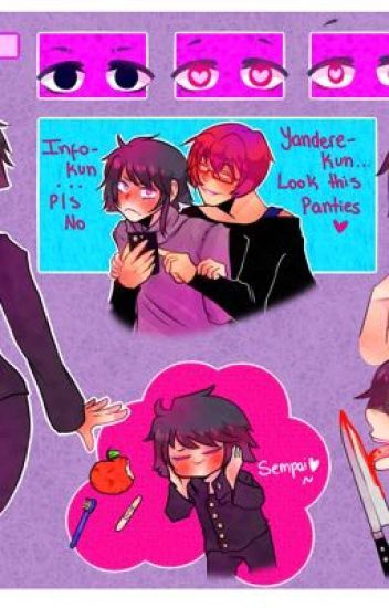 Male Yandere chan x chubby reader