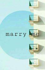 Marry Me!!➤Jikook by senbirbtsmisin
