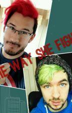The Way She Fight by KaTokitten