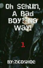 Oh Sehun, A Bad Boy? No Way! by ZicosHoe