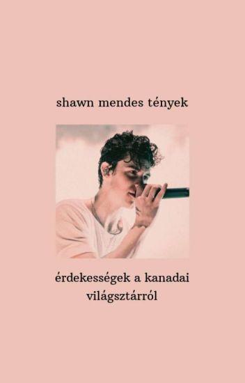 Shawn Mendes tények ✰