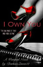 I Own You  by DarknesQueen12