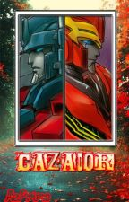 Cazador |Transformers| *ONE SHOT* by MzPrime