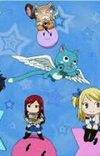 Fairy tail Truth or Dare by Erza_Fernandaz_001