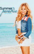 Summer Paradise (Nick & Demi) (Nemi) by _JerryDevonne