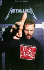 Je t'emmerde. | Jameson | James Hetfield x Jason Newsted by isabelfinschi