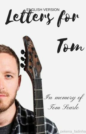 Letters for Tom (Portuguese Version) by shortsandbandtees