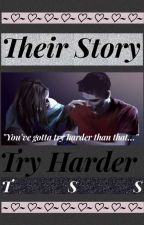 Try harder by Thestydiaship