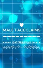 Male FaceClaims  by httproleplay