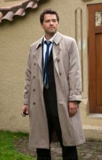 Castiel x Reader by todabarricade