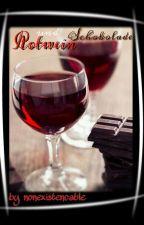 Rotwein und Schokolade by nonexistencable