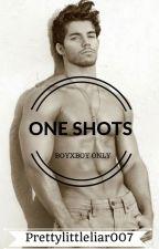 One Shots (Boyxboy, Manxboy) by prettylittleliar007