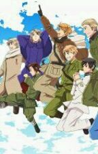 Hetalia Pictures from the Anime by -edgelord-