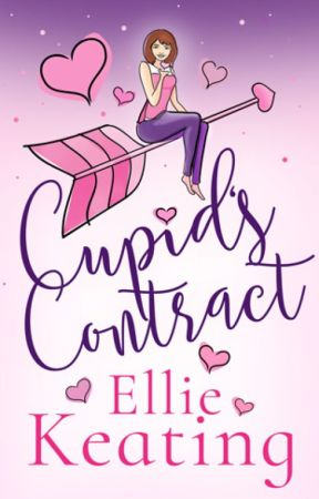Cupid's Contract #JustWriteIt #AdventureEdition #Wattys2017 by EllieKeatingAuthor