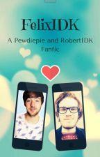 FelixIDK: A Pewdiepie and RobertIDK Fanfiction by bleachnblessings
