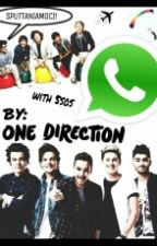 One Direction on Whatsapp by myheroisyoulee