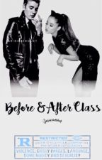 Before & After Class --- J.B & A.G by eggtfboi