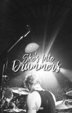 She's Into Drummers || Ashton Irwin by dottylou