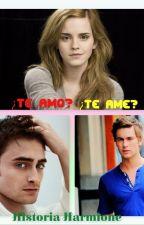 ¿Te Amo o Ame? by lissy_zavala