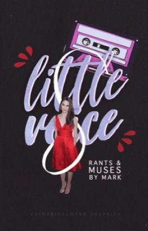 Little Voice by chimericalmaria