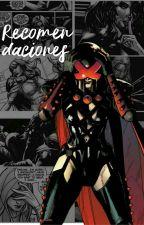 Recomendaciones by comics_lovers