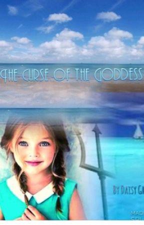 The curse of the goddess (Percy Jackson) by grovesy