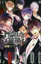 Diabolik lovers x Reader by kyoya123456