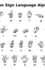 Sign  language by lbabmoh