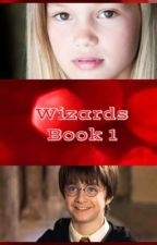 Wizards (A Harry Potter Fan-fiction) Book #1 (DISCONTINUED) by madness124