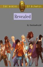Revealed (Percy Jackson No Mist Fanfiction) by ChristianFoxyMC