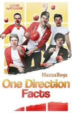 One Direction FACTS [COMPLETED] by HazzaBo91