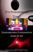It's Punishment Time! by MinecraftFNaFFan