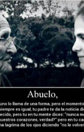Carta A Mi Abuelo by Romina1503