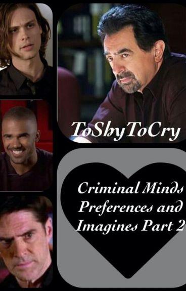 Criminal Minds Preferences And Imagines 2