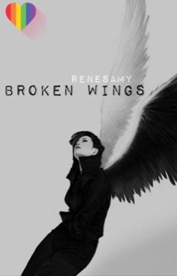 Broken Wings [boyxboyxboy/mpreg] [COMPLETE]