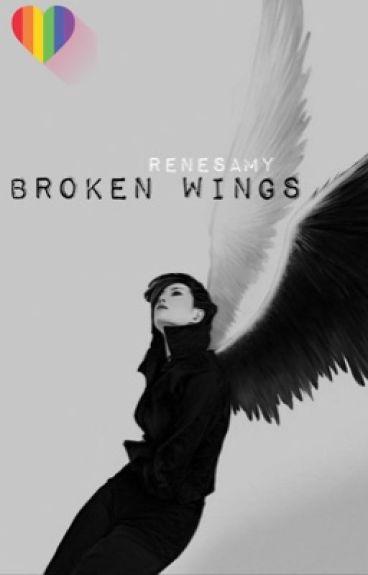Broken Wings [boyxboy/mpreg] [COMPLETE]