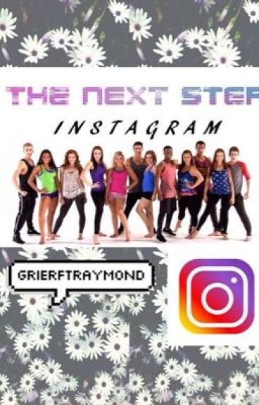 The Next Step Instagram