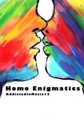 Homo Enigmatics by kaixal