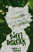 Sweet Disaster ✘Chat Noir/Adrien Agreste & tu✘ by -katsudon
