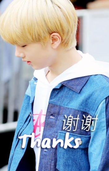 Thanks ; chensung [nct dream]