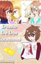 Dueño De Dos Corazones (Golden X Freddy/Fred) by BlanKury