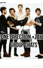 Bruh (1d+zayn group chats) by MinttyYoongs