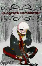 ¿Lograré Cambiarte?-Underfell [Fontcest] (PapyrusxSans) by syy123