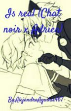 Is real (Chat noir x Adrien) by AlejandraAguilar467