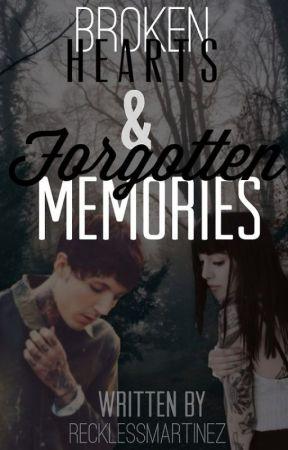 Broken Hearts & Forgotten Memories // Oliver Sykes [On Hold] by RecklessMartinez