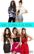 Zorras a la vista by AlejandraGuerrero589