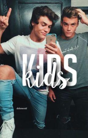kid series | dolan twins by dolansvoid