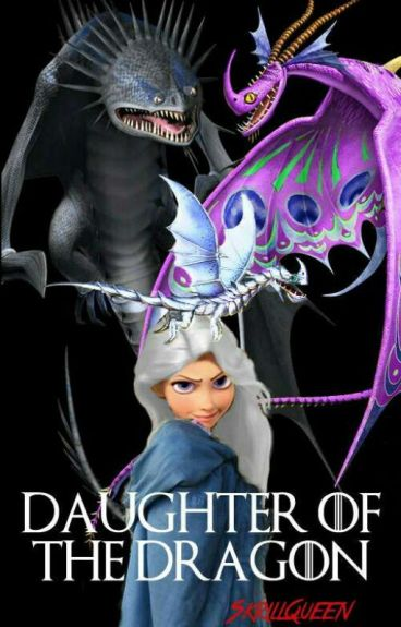 Daughter of the Dragon ||Wattys2k16||