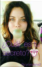 ¿Cuál Es Tu Secreto? #CHEFLF by yuyiosuna3